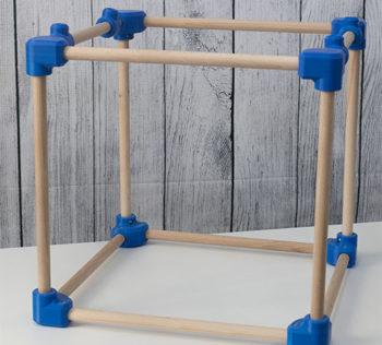 Cube suspendu