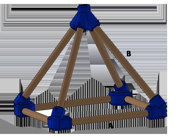 Pyramide Aire des Plumes